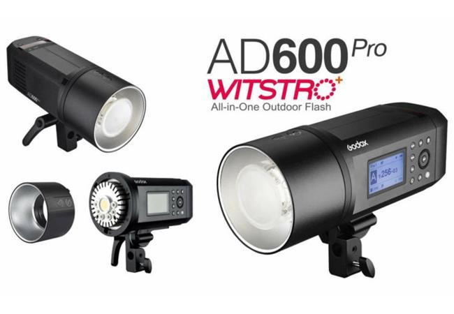 Đèn Flash Ngoài Trời Godox AD600Pro WITSTRO