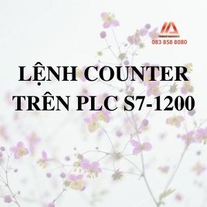 LỆNH COUNTER TRÊN PLC SIEMENS S7-1200
