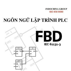 NGÔN NGỮ LẬP TRÌNH PLC FBD (FUNCTION BLOCK DIAGRAM)