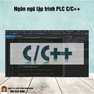 NGÔN NGỮ LẬP TRÌNH PLC C/ C++