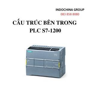CẤU TRÚC BÊN TRONG PLC S7-1200