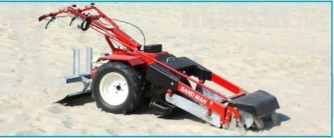 Cung cấp máy sàng cát làm sạch bãi biển hãng Hbaher cho một số bãi biển: Hải hòa- Thanh hóa, Lăng cô- Huế, Sunvillas resort – Tập đoàn Sungroup….