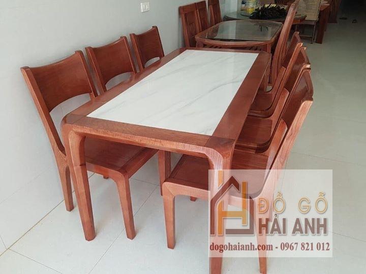 Tìm kiếm bộ bàn ghế phòng ăn đẹp, giá rẻ tại Hà Nội