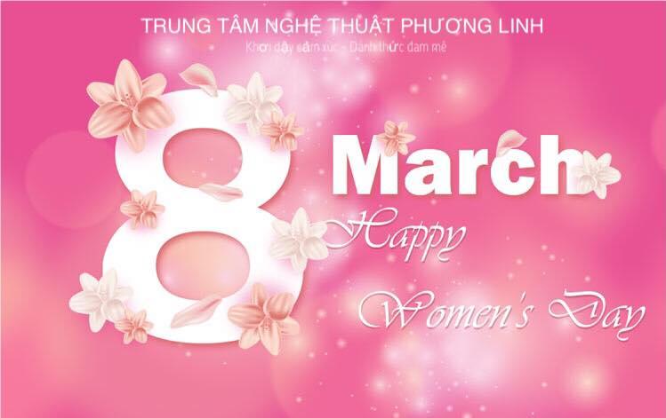 HAPPY WOMEN ' S DAY !