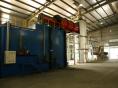 Hệ thống lò đốt chất thải nguy hại