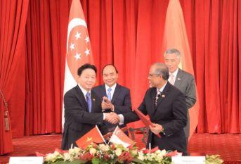 Tăng cường hợp tác song phương Việt Nam và Singapore về môi trường và tài nguyên nước