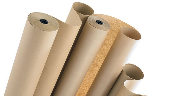 Quy trình sản xuất giấy cuộn carton 1 lớp
