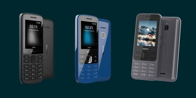 Điện thoại cục gạch 4G sắp ra mắt của Nokia lộ diện