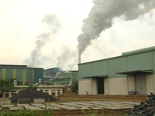 Báo cáo kết quả triển khai thực hiện xử lý triệt để cơ sở gây ô nhiễm môi trường nghiêm trọng