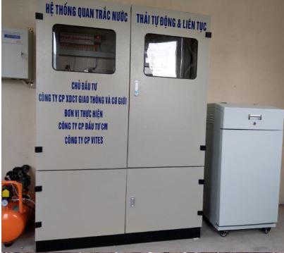 Cung cấp lắp đặt Hệ thống QTTĐ nước thải cho Khu nhà xưởng cho thuê Hải Thành