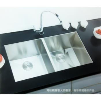 Chậu rửa bát Hàn Quốc ERIS-07 (inox 304, đúc nguyên khối)