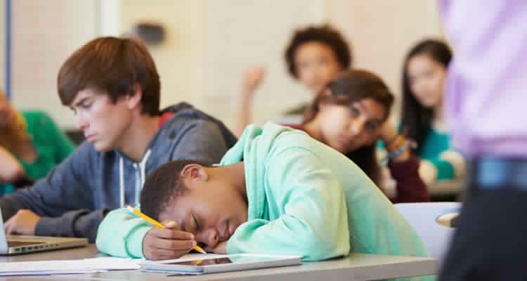 Nguyên nhân và liều thuốc dành cho việc chán học