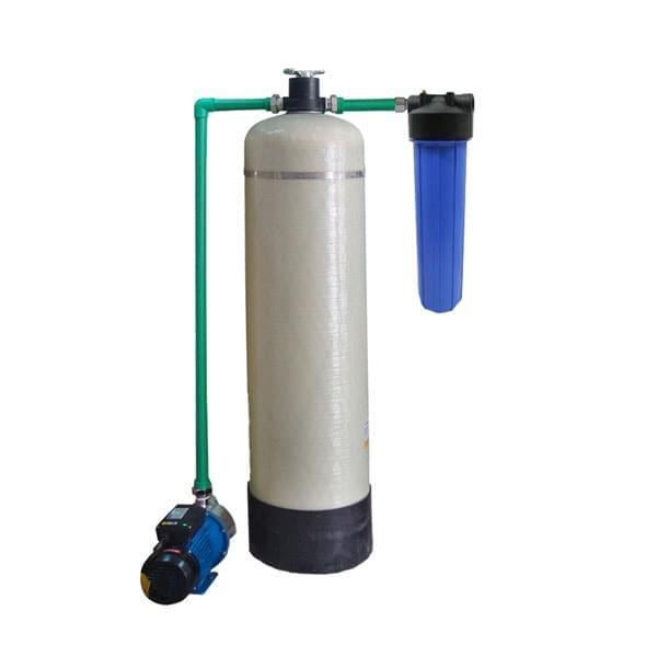 Phương pháp xử lý nước nhiễm vôi