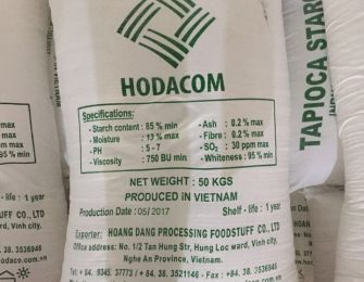 HOANG DANG PROCESSING FOODSTUFF CO., LTD
