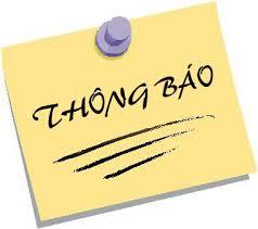 Thông báo về việc chi trả cổ tức đợt 1 năm 2016 bằng tiền cho các cổ đông Tổng công ty Thăng Long - CTCP