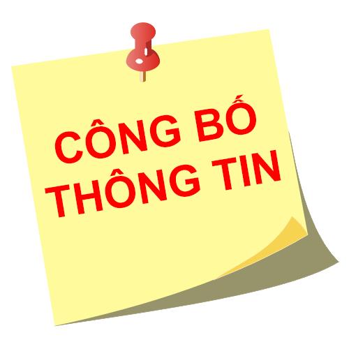 Thông báo hoàn tất thủ thục thoái vốn tại Công ty CP ĐT&XD số 17 Thăng Long