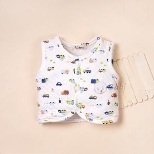 Áo ghi lê nhiều họa tiết xinh xắn cho bé (8kg- 17kg)