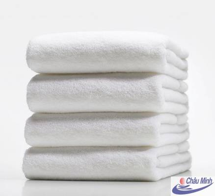 Khăn tắm cotton 65x135cm 320gr dùng trong khách sạn