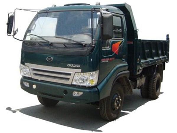 Xe tải ben TMT 3.5 Tấn