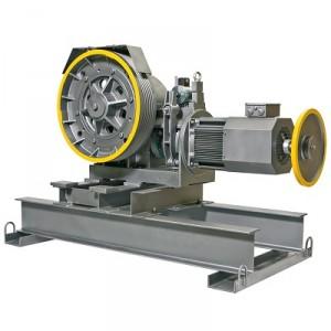 Ưu điểm và nhược điểm của máy kéo thang máy có hộp số