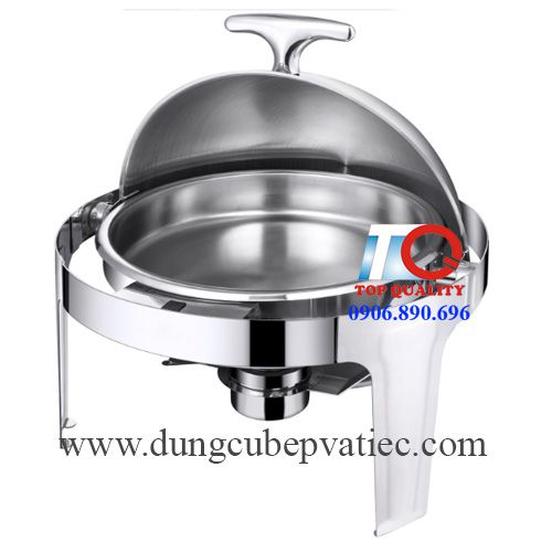 6l electric round chafing dish at hcmc