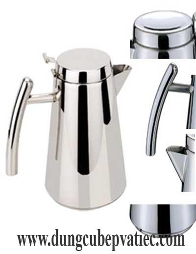 bình inox 1700ml, bình trà inox 1700ml, bình cafe inox 1700ml, giá bình inox lớn, mua bình inox lớn
