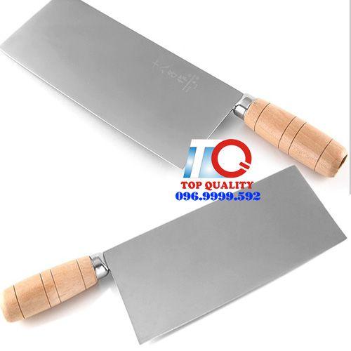 dao bếp bảng lớn-dao thợ săn inox