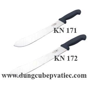 dao inox, dao thái thịt bằng inox, dao inox cat thit, mua dao inox thái thịt, giá dao thái thịt