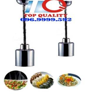 đèn hâm nóng treo trần, đèn giữ nóng dạng treo, đèn tỏa nhiệt treo trần, đèn giữ nóng đồ ăn dạng treo