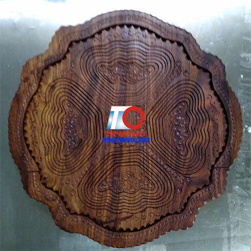 cung cấp giá sỉ giỏ gỗ xếp