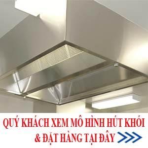 hệ thống hút khói mùi nhiệt trong bếp, thiết bị giảm ồn cách âm dàn nóng máy lạnh