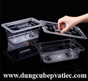 khay-buffet-nhua-GN-1/4, khay nhựa buffet GN 1/4, khay GN 1/4 nhựa, cong nhựa GN 1/4 nhựa, khay GN 1/4, GN 1/4