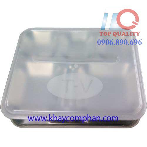khay cơm inox 304 giá sỉ tại tphcm