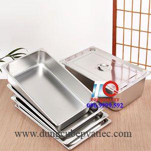 khay container inox 1/1