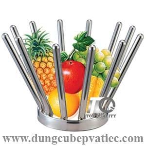 Khay inox đựng trái cây, khay đựng trái cây inox, khay trưng bày trái cây, khay trưng bày bánh tiệc buffet
