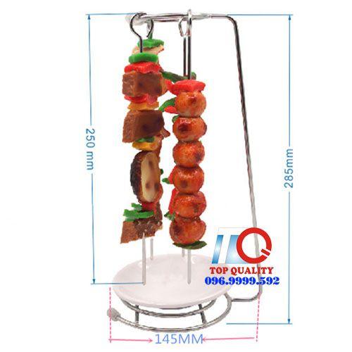 khung treo thịt kebab
