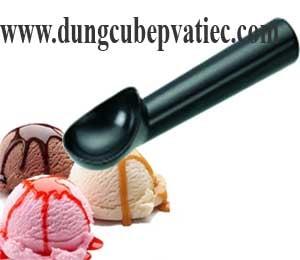 muỗng múc kem cứng, thìa múc kem cứng, giá muỗng kem, mua muỗng múc kem ở đâu
