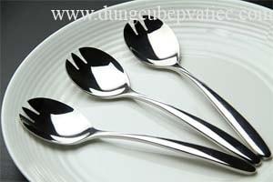 muong nia inox, muỗng nĩa ăn inox 3, nĩa inox size lớn, nơi bán thìa dĩa inox học sinh, nĩa inox cán dài nhất, bo muong thia dia inox gia re