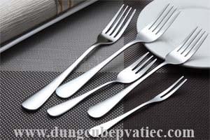 nĩa ăn inox 200mm - dĩa ăn inox 200mm, nơi bán nĩa inox giá rẻ nhất, nĩa inox cán dài 200, bo muong nia inox cao cap