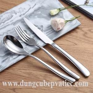 nĩa inox 200, dĩa inox cán dài 200, nơi bán nĩa inox giá rẻ, nĩa inox cán dài nhất, bo muong thia dia inox gia re
