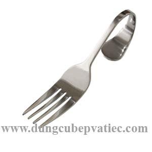 nĩa inox cao cấp 032 - nĩa inox khai vị, nơi bán nĩa inox, mua nĩa inox ở đâu, nia khai vi inox