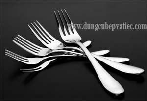 nĩa inox 160, dĩa inox cán dài loại trung, nơi bán thìa dĩa inox giá rẻ, nĩa inox cán dài nhất, bo muong thia dia inox gia re