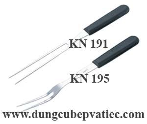nĩa inox, nĩa xiên thịt bằng inox, nia inox xien thit, chia xien inox, giá nĩa inox
