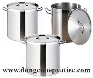 noi inox cong nghiep D500, nồi nấu phở D500, nồi nấu canh D500, nồi inox công nghiệp, nơi bán nồi inox công nghiệp D500