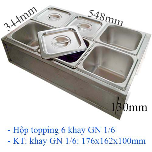 quay-hop-inox-trung-bay-khay-topping-thach-tra-sua-dungcubepvatiec