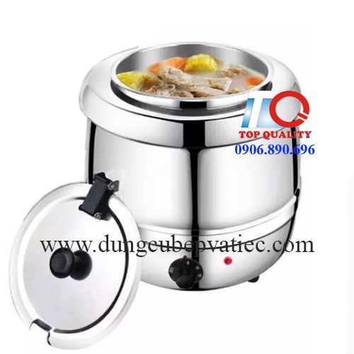 Electric soup kettle at Ho Chi Minh city