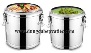 thung inox 120 lit, thùng inox 120 lít, thùng giữ nóng 120 lít, thung giu nong 120 lit, thung giu nhiet do uong