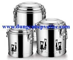 thùng inox 2 lớp, thùng cơm canh 2 lớp, thùng inox cách nhiệt, thung-inox-2-lop