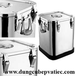 thung inox 75 lit, thung chuyen com canh, thùng giữ nhiệt 75 lít, thung-inox-75-lit, thung inox vuong 75 lit