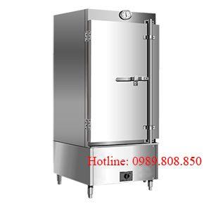 tủ hấp cơm gas 6 khay khuyến mãi giảm giá